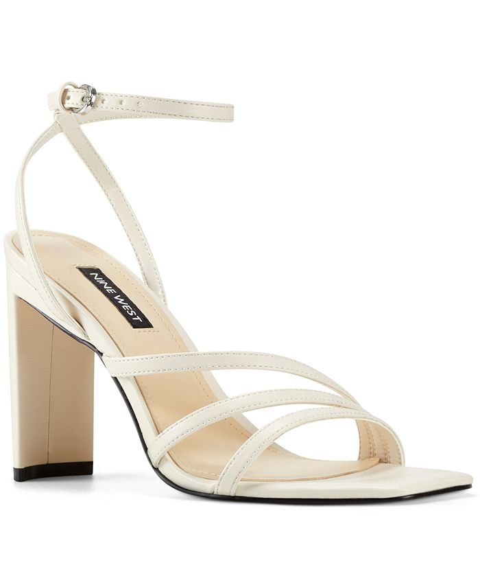 Nine West - Zelina Strappy Dress Sandals