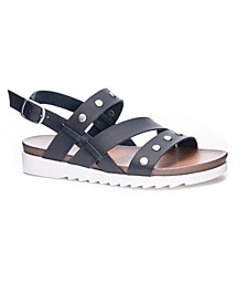 Cee Cee Women's Sporty Footbed Sandal