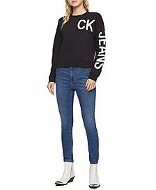 Calvin Klein Jeans High-Rise Slim Ankle Jeggings