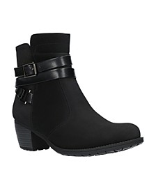 Annelisa Ankle Booties