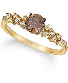 Diamond Ring (5/8 ct. t.w.) in 14k Gold