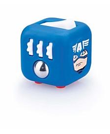 Fidget Cube Marvel Series - Captain America