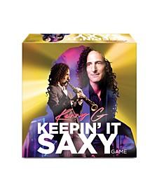 Kenny G Keeping' It Saxy Board Game