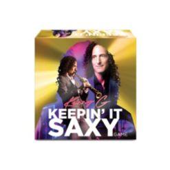 Big G Creative Kenny G Keeping' It Saxy Board Game
