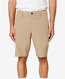 Men's Locked Slub Hybrid Shorts