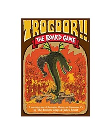 Trogdor The Board Game - A Cooperative Game Of Burnination, Majesty, and Consummate V's