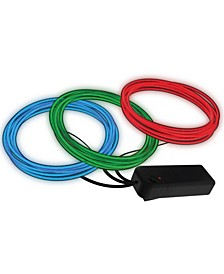Electronics Neon Glow Strands 6.5', Pack of 3