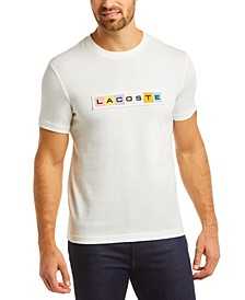 Men's Casual Jersey T-Shirt