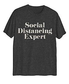 Women's Social Distance Expert T-shirt
