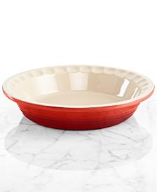 "Heritage 9"" Stoneware Pie Dish"
