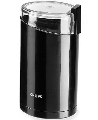 Krups 203-42 Grinder, Fast Touch