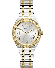 Women's Two-Tone Stainless Steel Bracelet Watch 36mm