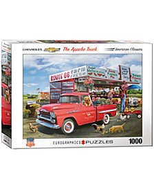 Inc Greg Giordano - The Apache Truck- 1000 Pieces