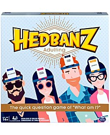 Spin Master Games Hedbanz Adulting