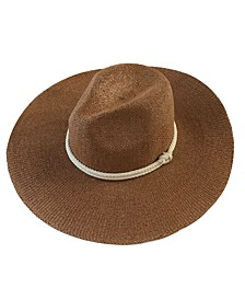 Boho Wide Brim Hat