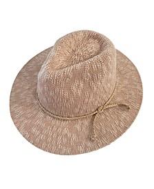 Nubby Panama Hat