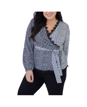 Georgette Lace Top