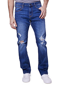 Lazer Men's Slim-Fit Stretch Jeans
