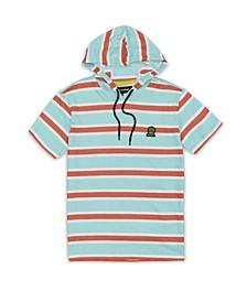 Men's Recess Stripe Hoodie