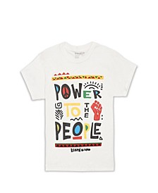Men's Big & Tall Power To The People T-Shirt