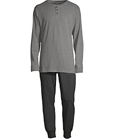 Men's 1901 Henley and Jogger Pant Set