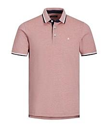 Men Dry Pique Short Sleeve Polo Shirt