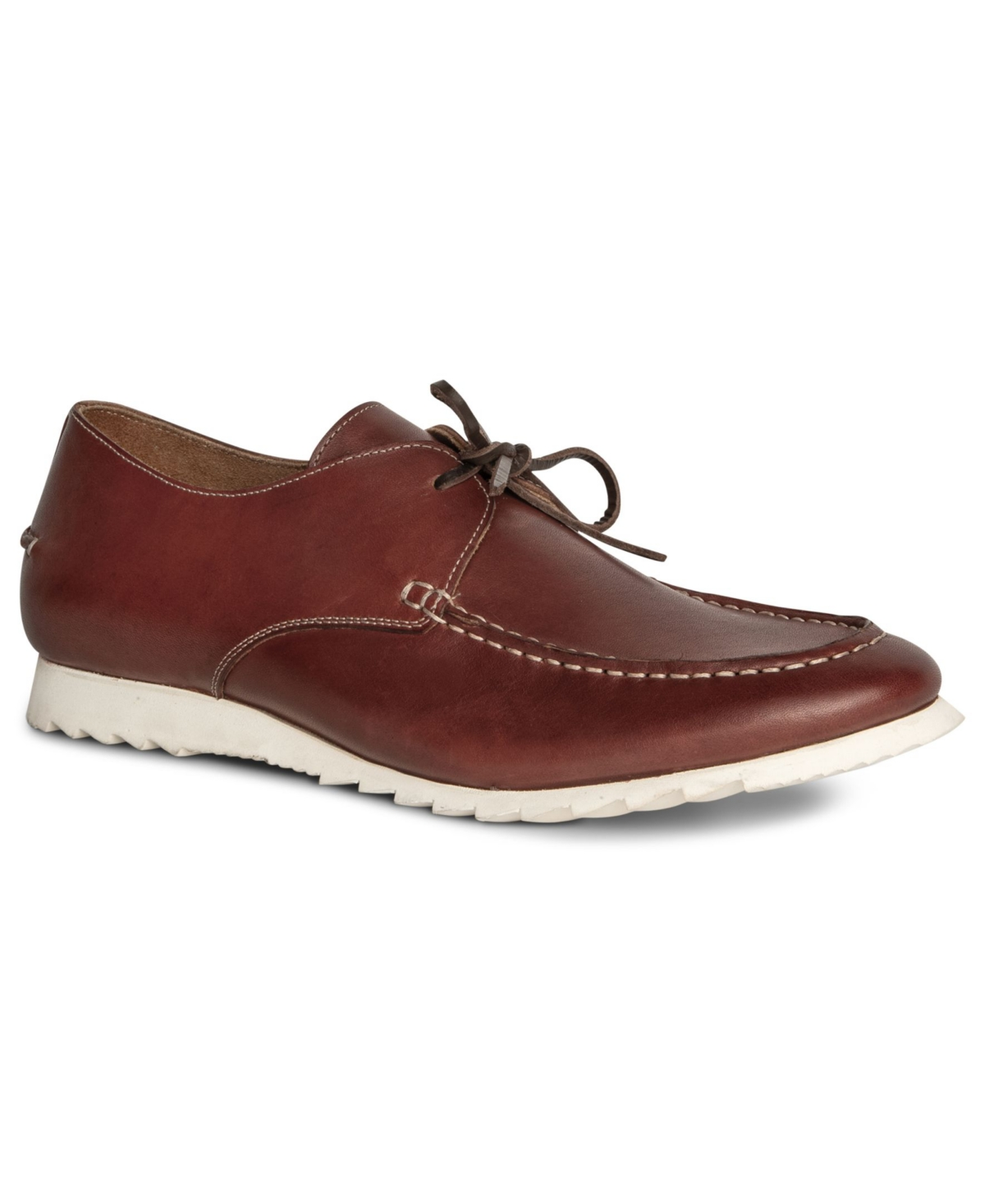 Carlos by Carlos Santana Hendrix Moccasins Men's Lace-Up Casual Shoe Men's Shoes