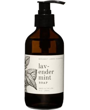 . Lavender Mint Liquid Soap