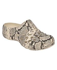 Travel clog Women's Mule