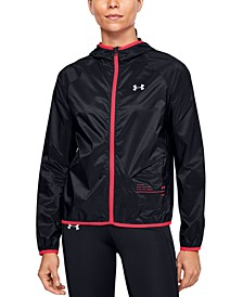 Women's Qualifier Storm Packable Jacket