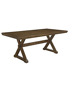 Homelegance Ithaca Dining Room Table
