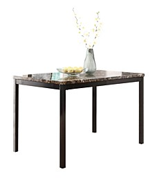 Homelegance Lindsey Dining Room Table with Top