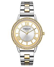 Women's Transparency Watch 35 mm