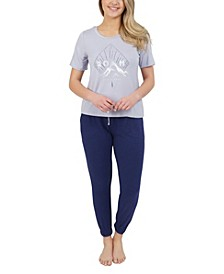 Women's Roam Boxy Tee and Jogger Set