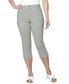 Women's Amanda Denim Capri