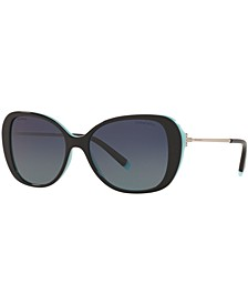 Polarized Sunglasses, TF4156 55
