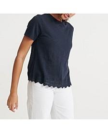 Lace Mix T-shirt