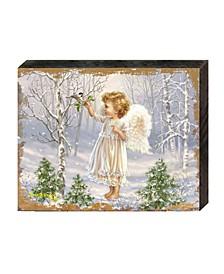 by Dona Gelsinger Little-Winter-Blessings Wooden Block