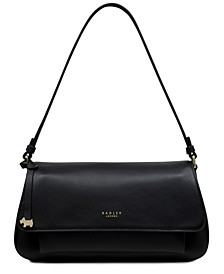 Vale Close Flapover Shoulder Bag