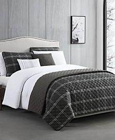 Durham 8 Piece Full/Queen Comforter Set