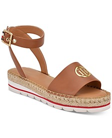 Goni Flat Sandals