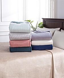 Classic Velvety Plush Blankets