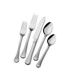 Cascade 51 Pc Flatware Set, Service for 8