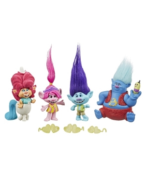 Hasbro Trolls Small Doll Collection Pack