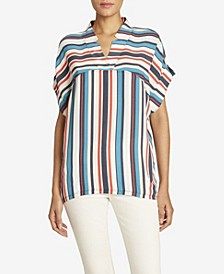 Women's Relaxed Popover Top