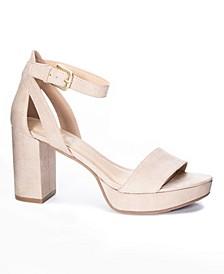 Gilmore Platform Women's Dress Sandals