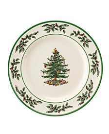 Christmas Tree 250th Anniversary Collector Plate