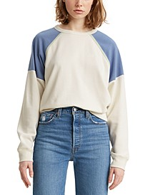 Colorblocked Sweatshirt