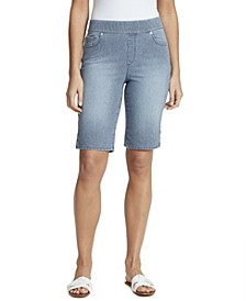 Women's Avery Pull-On Bermuda, In Regular and Petite