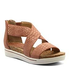 Women's Claud Sport Flatform Sandals